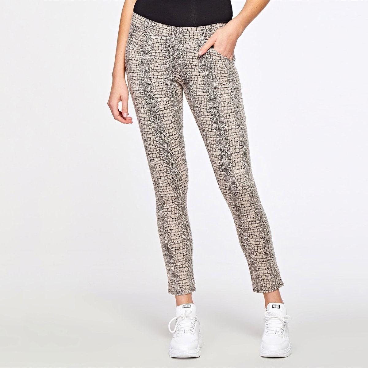 17 00 Pantalones Con Bolsillo Oblicuo Pantalones Ofertas Modamujer Shein Fashion Fashion Pants Sweatpants