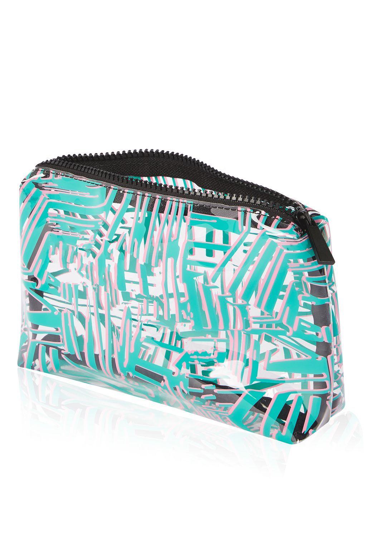Scribble Print Make Up Bag Bags, Bag accessories, Purses