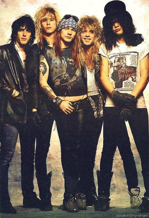 Mis favoritos de septiembre | Rock music, Guns and roses