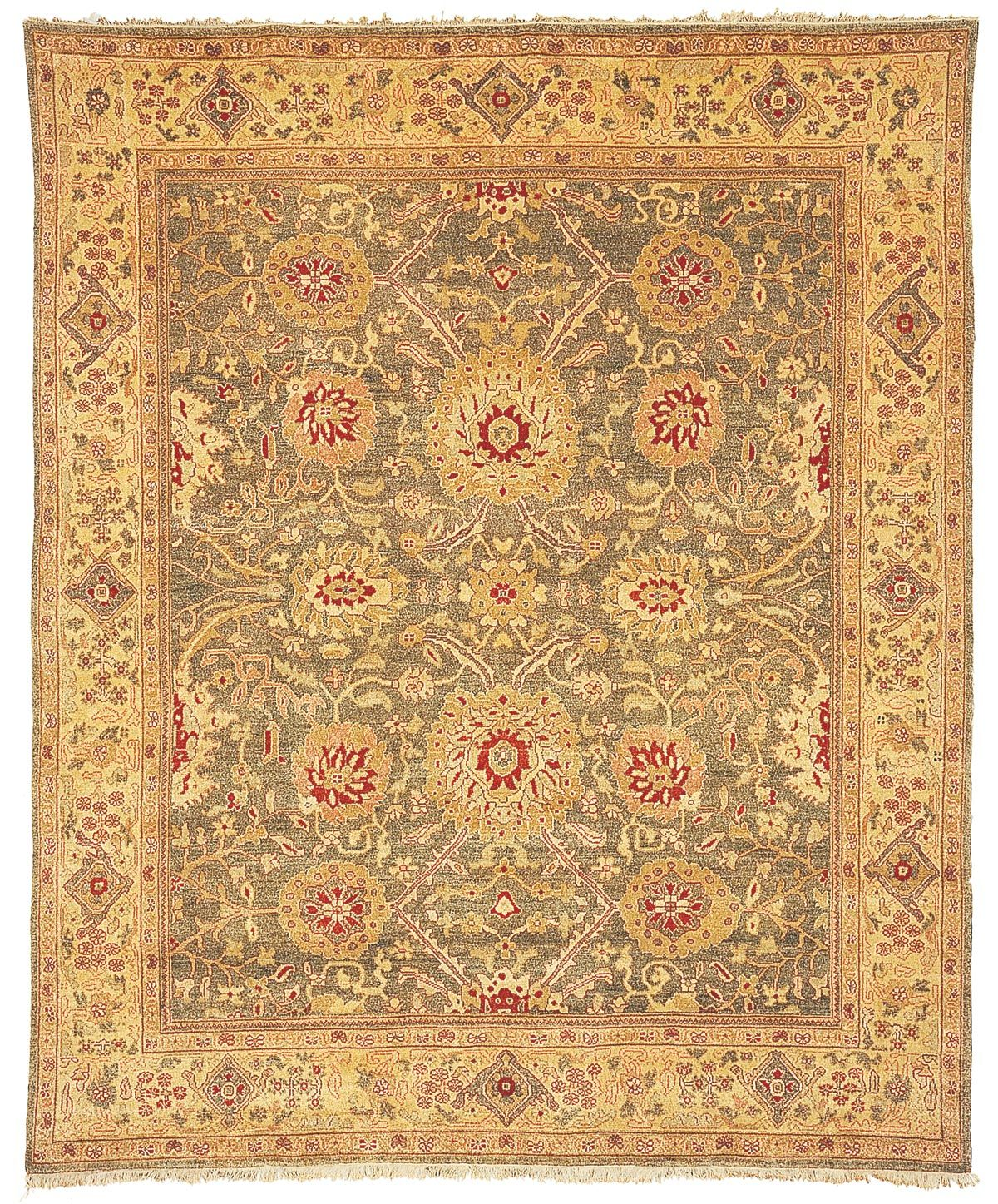 Rug Zm20b Zeigler Mahal Area Rugs By Wool Rug Persian
