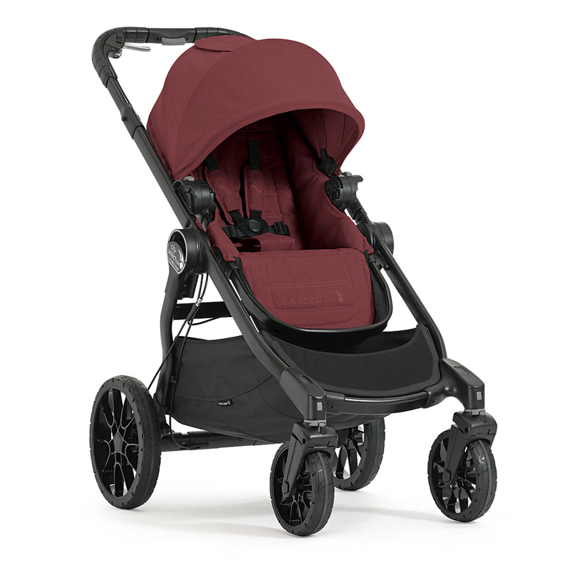 Baby Jogger® 2017 City Select® LUX Convertible Stroller in