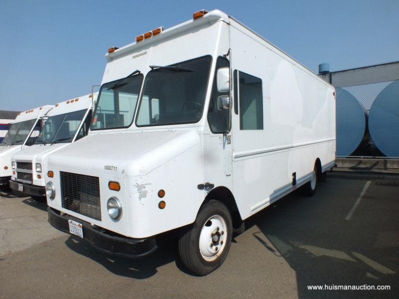 Surplus Fleet Vehicles San Leandro Galt Step Vans Dry Vans