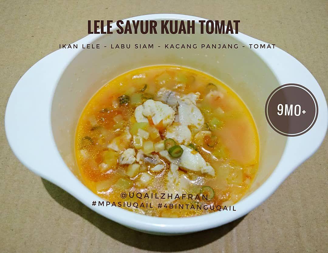 Mpasi Uqail 9mo Menu 4 Bintang Hari Ke 3 Pagi Siang Malam Baha Cooking Recipes Recipes Cooking