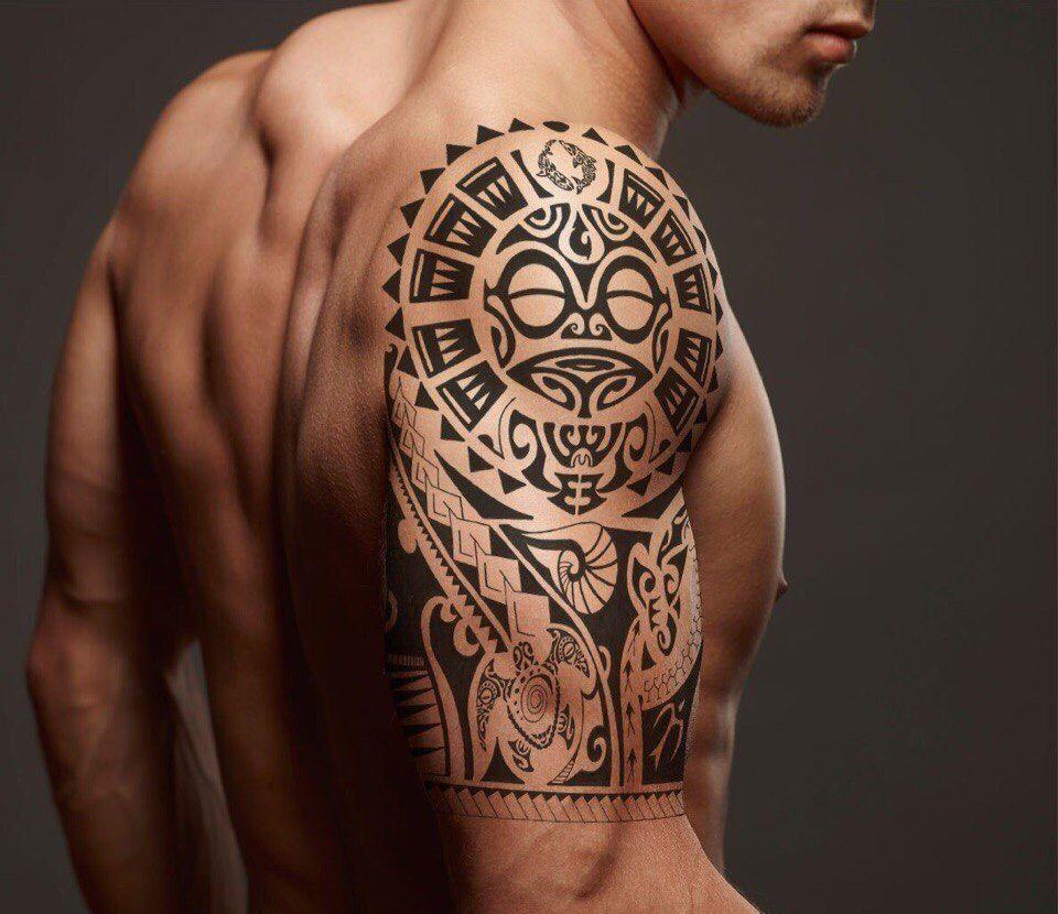 Примеры фото татуировок на предплечье интерьера