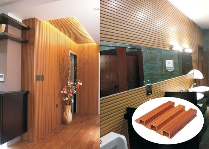 interior eco materials wall panel recycled fiber indoor soundproof wall panels