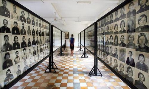 tuol sleng genocide museum - Google Search