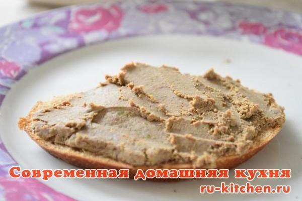 Bystryj Pashtet Iz Kurinoj Pecheni Food Recipes Desserts