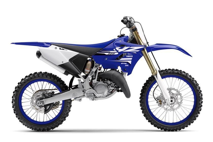 2018 Yamaha Yz125 Motocross Motorcycle Yamaha Dirt Bikes Yamaha