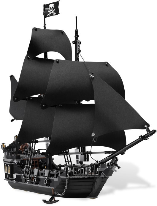 47.25$  Buy now - http://aliiun.shopchina.info/go.php?t=32794540748 - 804pcs New Love.thank you 16006 classic movie The Black Pearl Building Blocks Set Compatible 4184 children Gifts  #buymethat