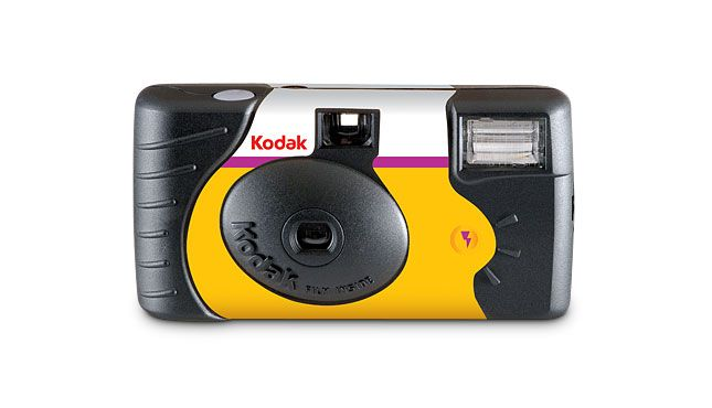 Give A Disposable Camera To All The Kids At The Wedding And Have Them Snap Away You Ll End Up With A T Kodak Disposable Camera Used Cameras Single Use Camera