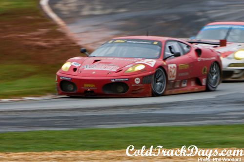 https://flic.kr/p/75NxkP | Before the Rain // Phil Woodard @ Petit Le Mans | coldtrackdays.blogspot.com/2009/10/before-rain-came-phil-...