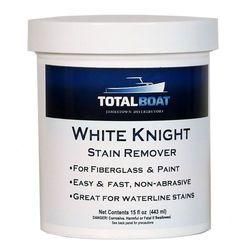 Totalboat White Knight Fiberglass Stain Remover How To Clean Rust Stain Remover Clean Rust Stains