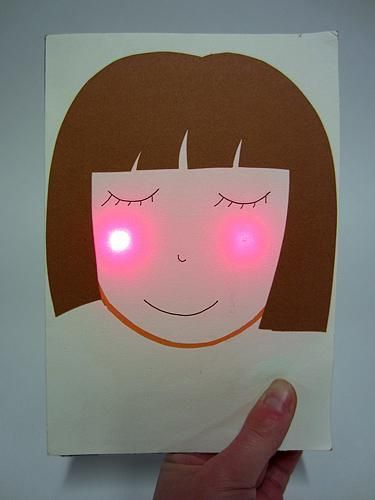 Paper Circuit Tinkering Projects For STEM STEAM With Electricity Via Tinkeringexploratoriumedu