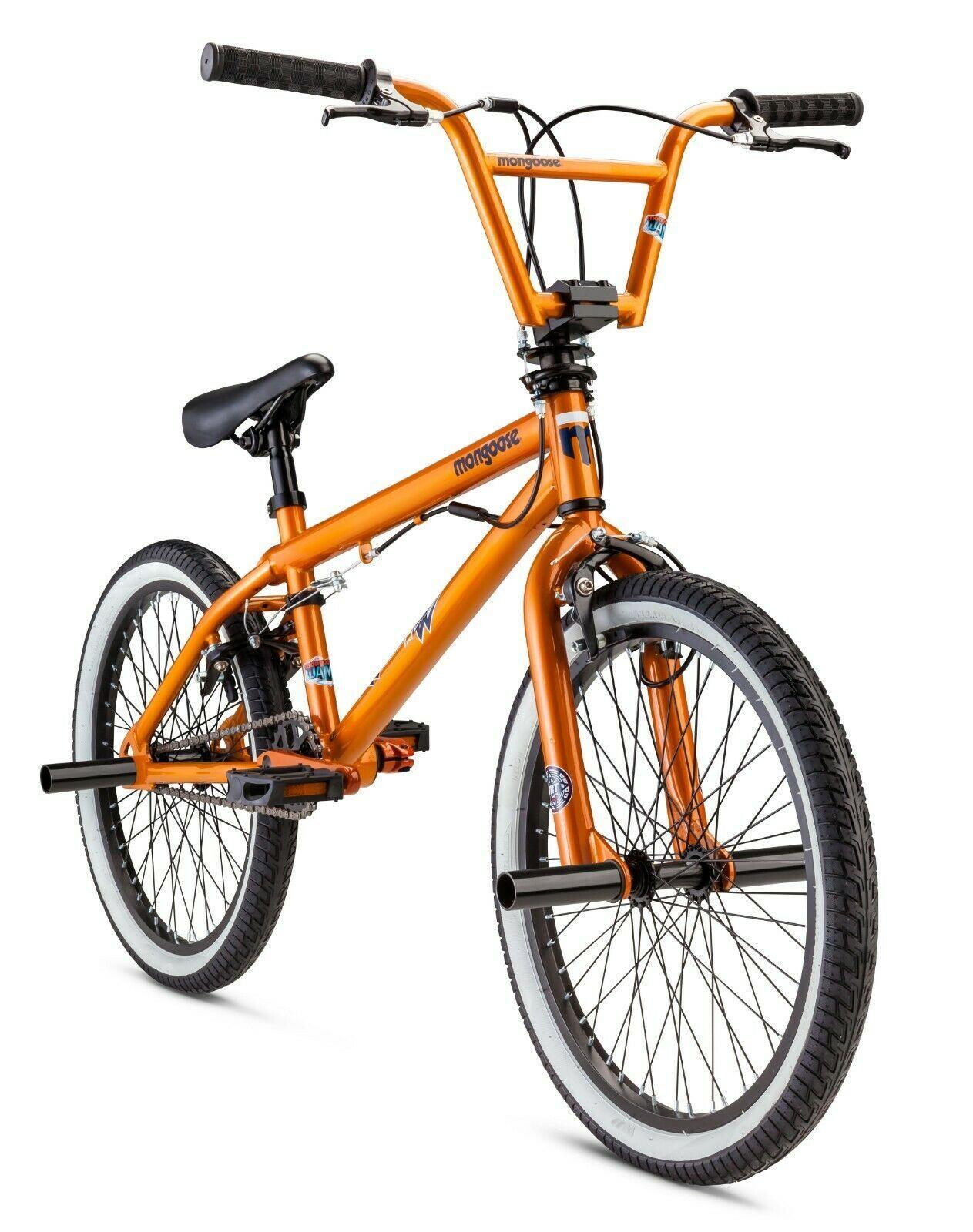 42 Off Mongoose Vrt Boys 20 Bmx Bike Copper Bmx Bikes Bmx