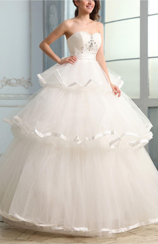 41+ Sleeveless princess wedding dresses ideas in 2021