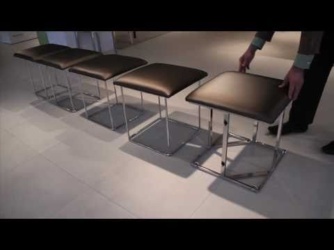 Transformable Ottoman Stools Ottoman Turns Into 5 Stools