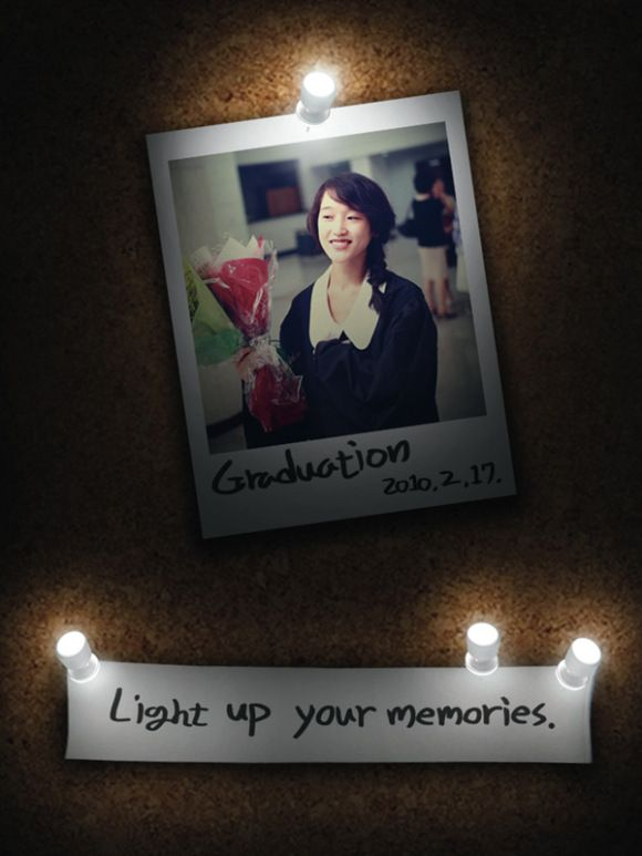 Light Up Your Memories i
