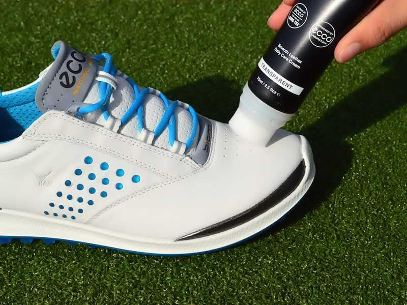 How To Clean ECCO Golf Shoes - 6 Easy