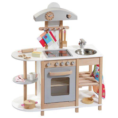 Pin von Ingo von Dach auf very nice wooden toy kitchen from howa ...