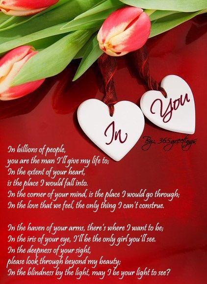 Love Poems For Boyfriends Birthday Jpg 422 579 Pixels Poems For
