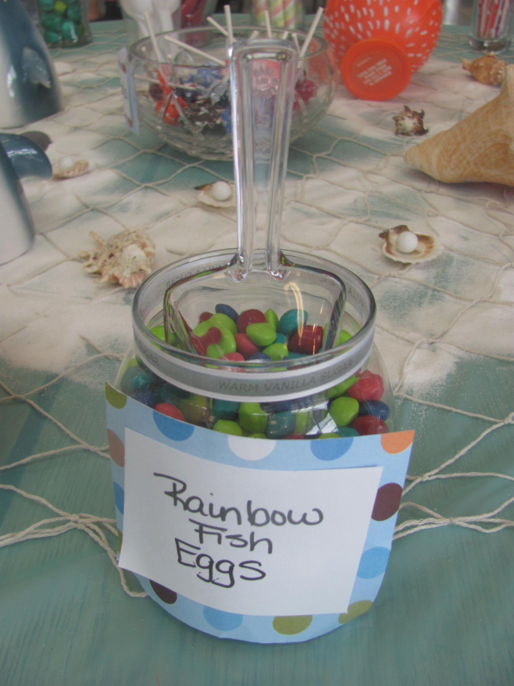 skittles rainbow fish eggs sweet 16 ideas pinterest