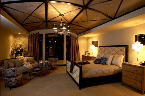 Master Bedroom Ceiling Designs Endearing 33 Stunning Ceiling Design Ideas To Spice Up Your Home  Ceilings Decorating Design