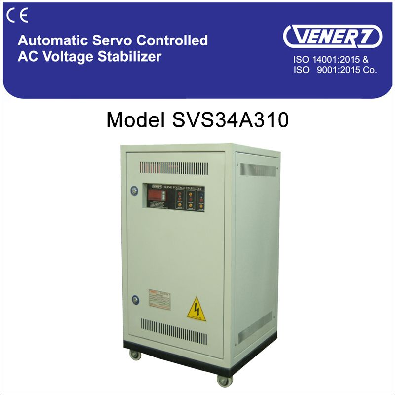 10kva Automatic Servo Controlled Air Cooled Voltage Stabilizer Cool Stuff Locker Storage Automatic