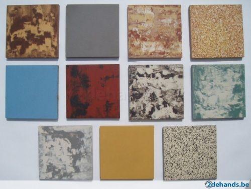 Afbeeldingsresultaat voor vloertegels jaren 50 | Badkamer | Pinterest