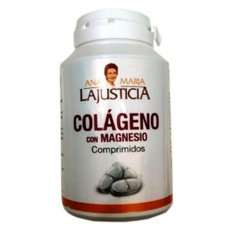 Ana Maria Lajusticia Colageno con Magnesio 180 Comp.
