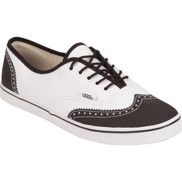 VANS Authentic Lo Pro Oxford Print Womens Shoes ($45) | Vans ...