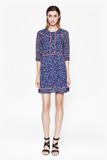 13d2e8e4dde Confetti Grid Printed Dress   Shopping   Dresses, Prom dresses ...
