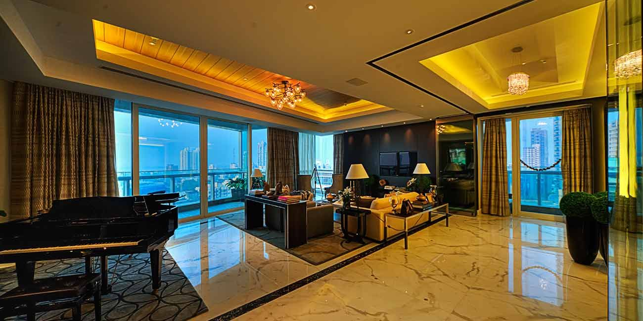 The Best Luxury Apartments In Mumbai Are A Part Of Amazing Ahuja Towers