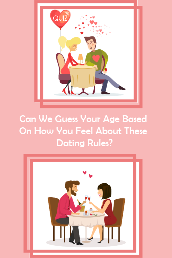One-way dating quizzer