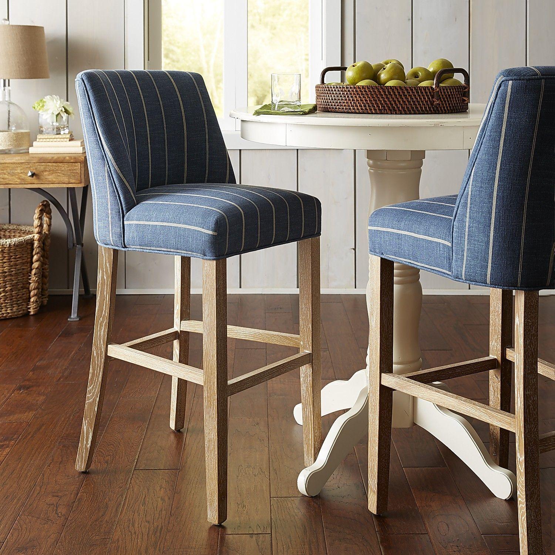 Tremendous Corinne Indigo Counter Bar Stool Products Counter Bar Machost Co Dining Chair Design Ideas Machostcouk