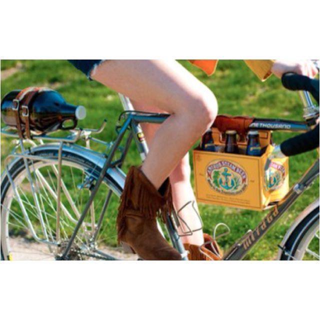 Beer on wheels!