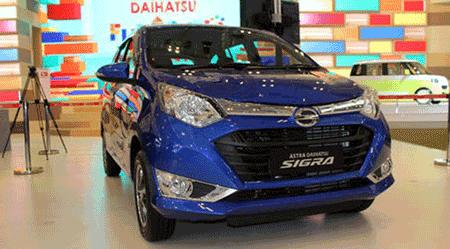 Informasi Harga Cash Kredit Mobil Daihatsu Sigra Terbaru Showroom Daihatsu Astra Jakarta Mobil Keluarga Daihatsu Mobil