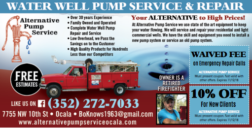 Alternative Water Pump Well Pump Repair Well Pump Water Pumps