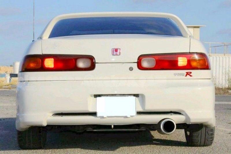 98-01 ACURA INTEGRA TYPE R Style PU Front Bumper Lip NEW