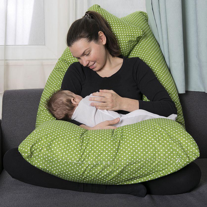 Superb Pregnancy Pillow Nursing Baby Mama Pillow Green Bralicious Painted Fabric Chair Ideas Braliciousco