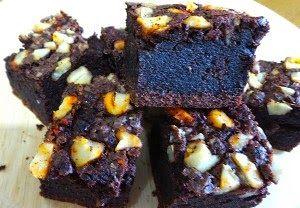 Pesona Express Resep Kue Candlenut Chilli Brownies Resep Kue Makanan Hidangan Penutup