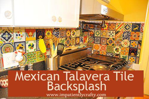 Merveilleux Talavera Tile Kitchen Backsplash Check More At Https://rapflava.com/4987
