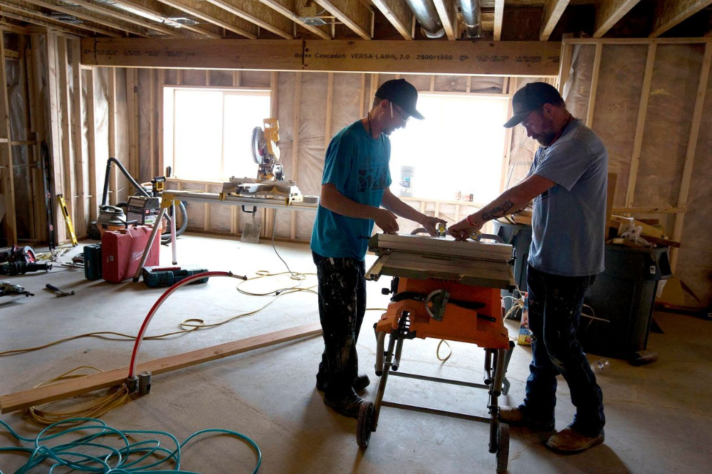 HomeImprovement Boom Is Forecast to Fizzle Home