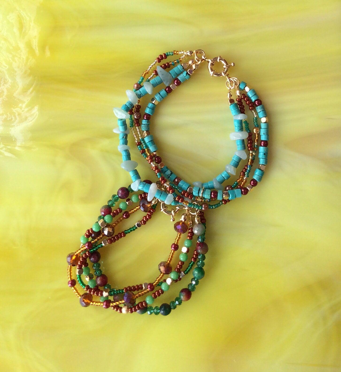 Colorful, magic bracelets!
