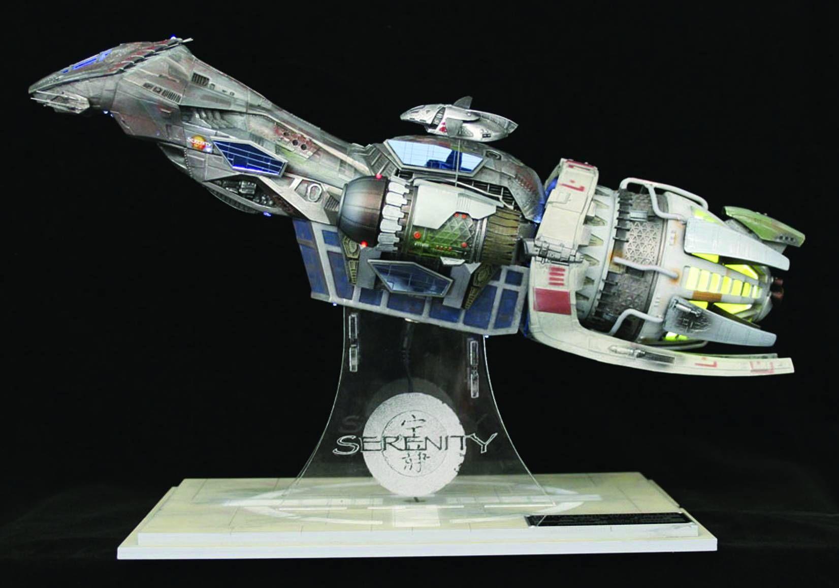 Firefly, Serenity Ship Replica.