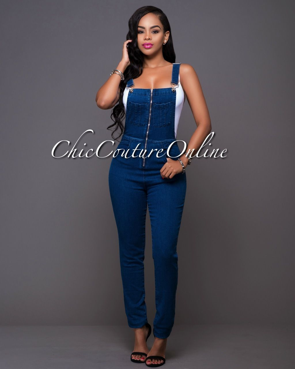 harvey medium denim wash overall | couture, gangsta girl and overalls
