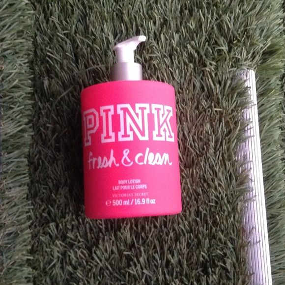 Fresh & clear Pink Victoria secret body lotion 500 ml PINK Victoria's Secret Makeup