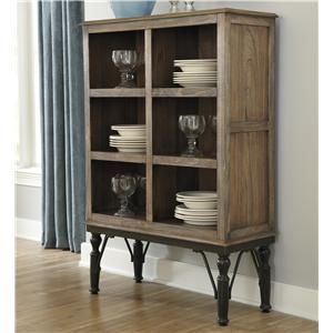 Tripton Medium Rustic Brown Tall Dining Room Server By Signature Design By  Ashley At Lapeer Furniture