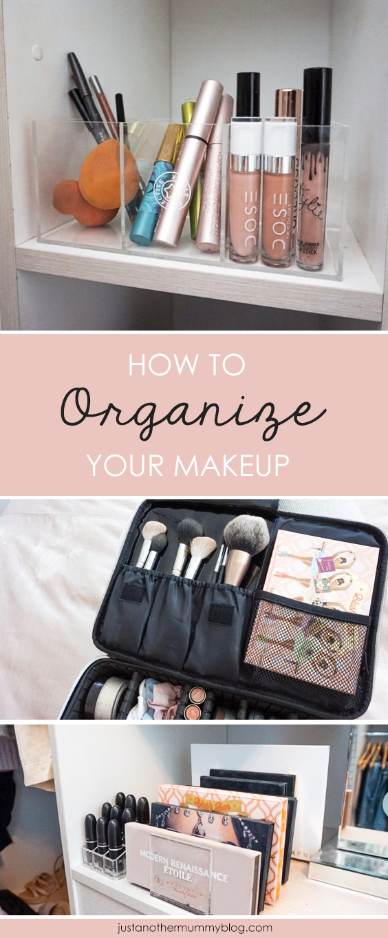 How To Organize Your Makeup images
