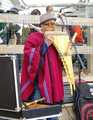 Dude With The Pan Flute You Make Me Happy Pan Flute You Make Me Happy Rhinebeck