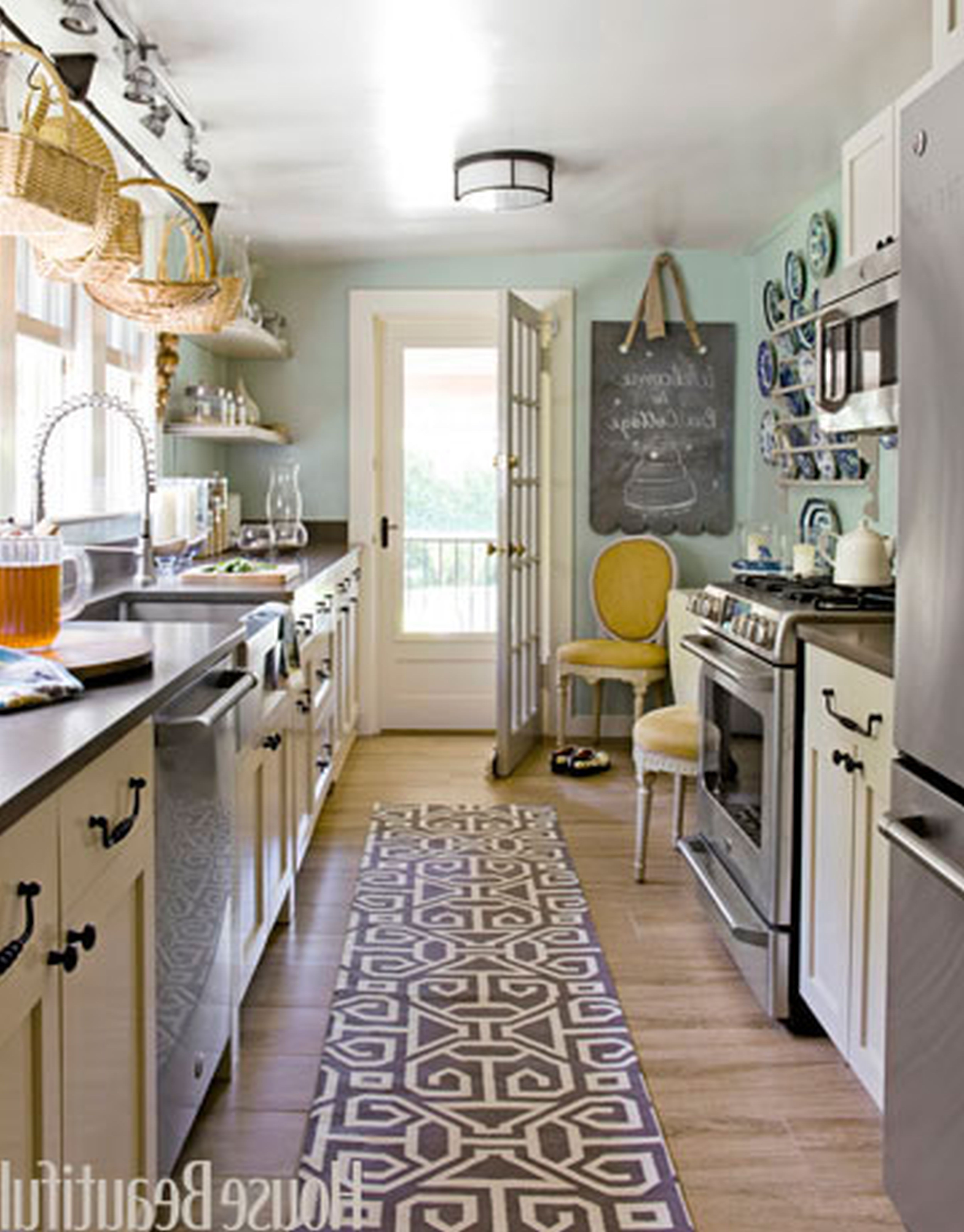 Ideas For Remodeling A Galley Style Kitchen | http://sodakaustica ...